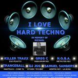 I Love Hard Techno DJ C.ced 29-10-2016 Rétro Jumpstyle/Frenchtek 146 bpm