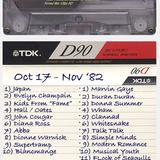 D90-07: Oct (wk 3) - Nov (wk2) 1982 (Side A)