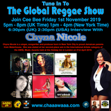 Cee Bee Global Reggae Show 170 01-11-2019
