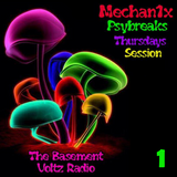 The Basement Voltz Radio - Psybreaks Show #1