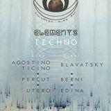 eDina @ Elements Of Techno