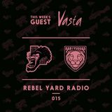 THE PARTYSQUAD PRESENTS - REBEL YARD RADIO 015