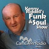 The Kenny Riddell Funk and Soul Show 25th July 2017