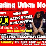 READING URBAN MOBO MAY 19TH WITH [MISS SABRINA BELL] hosted by DJ VELVET AND RUDIE RICH