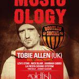 Bootleg Social's Tobie Allen meets Musicology Oz Tour Promo Mix