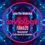 FawazO : Teknologik recorded set @ Elements-24-3-2016