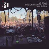 Miyagi - Fusion Festival 2018 (Tankwüste)
