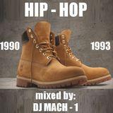 Hip Hop mix 1990 - 1993
