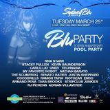 Carlo Lio - Live @ The Blu Party 5 Year Anniversary Clevelander Hotel Miami (USA) 2014.03.25.
