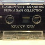 Kenny Ken - Slammin' Vinyl, 6th April 2002.