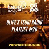 Olipe Tsugi Radio Playlist #20: focus HipHop Is Red festival