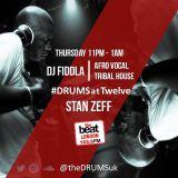The Beat London 103.6 FM #theDRUMSuk w/ STAN ZEFF