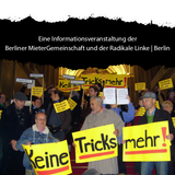 Berliner MieterInnen gegen die AfD – Berliner Wohnungskrise und die Antworten von Rechts