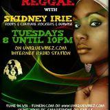 Skidney Irie Roots Rockin Reggae Vibez Show 18th April 2017