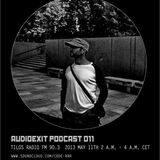 Audioexit Podcast011 - Robotron & Doryk