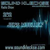 Sound Kleckse Radio Show 0262 - Jens Mueller