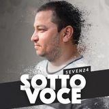 Seven24 - Sotto Voce #001 (Lounge Radio Show)