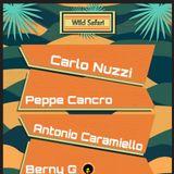 WildSafari (Nuzzi,Cancro,Caramiello, Berny G) @ Bar Mediterraneo (20.04.2019)