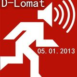 D-Lomat - In The Mix 05.01.2013