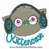 Techno Kittens - Kittencast 1212 by GEM_DOS