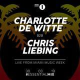 Charlotte De Witte B2B Chris Liebing - BBC Radio 1's @ Essential Mix MMW [03.19]