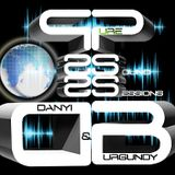 Danyi and Burgundy - PureSound Sessions 259 Cold Blue Guest Mix 14-03-2012