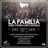 Matthias Tanzmann - Live @ La Familia, The BPM Festival, Blue Parrot, México (10.01.2015)