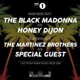 Black Honey + The Martinez Brothers b2b Joseph Capriati Essential Mix 2018-03-24
