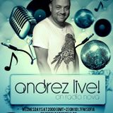 Andro V - Andrez LIVE! Guest Mix on Radio NOVA