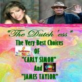 The Very Best Choices of Carly Simon and James Taylor