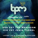 Jenia Tarsol - Live In The Pioneer DJ Radio Room at The BPM Festival Portugal