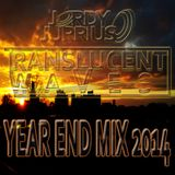 Jordy Jurrius - Translucent Waves Year End Mix 2014