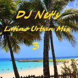 DJ Net's Latino Urban Mix 3