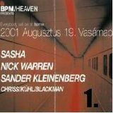 Blackman - Live @ Home Club Budapest (2001.08.19. - Part 1)