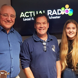 Loxley's on Actual Radio with Colin Davies and Anna Bruce – 20th November 2018