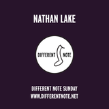 Nathan Lake 1 @ Different Note Sunday 2016/11/27