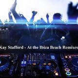 Kay Stafford at the ibiza beach bootlegmix 11 2016