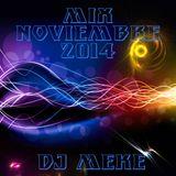 Mix Noviembre 2014 By DJ MeKe