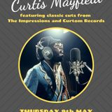 Glossop Record Club - Curtis Mayfield (May 2019)