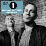Brookes Brothers - Friction Guest Mix (Dec. 2014)