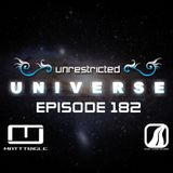 Matt Trigle - Unrestricted Universe 182