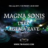 Dirk - Host Mix - MAGNA SONIS 020 (19th July 2017) on TM-Radio
