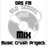 DAS FM (M.C.P) - Oldschool D'N'B Mix