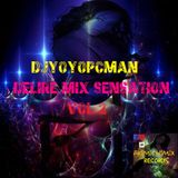 DJYOYOPCMAN - DELIRE MIX SENSATION VOL 2
