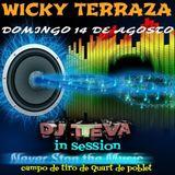 DJ TEVA in session Remember años 90..Sonido Dance a 155 Bpm's