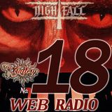 The Gallery - Extreme Metal Web Radio Broadcast 18 - (2019-06-10) + special guests NIGHTFALL