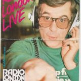 Robbie Vincent Winners Show Oct 1981 Radio London