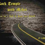 R1 Radio shows - Rock Temple - Makis - 11-6-2015