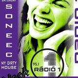 My Dirty House & Soneec - Live @ Black Magic Balatonmáriafürdő Rádió1 Party 2012.08.11.