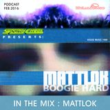 Back In Days: SoundCheck Montreal Presents MattLok in Boogie Hard : House Music 1999
